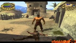 Scorpion King: Rise of the Akkadian [Part 1] [GAMECUBE]