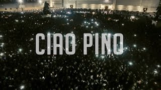 Il Saluto di Napoli a Pino Daniele - Flash Mob a Piazza del Plebiscito - Napule è