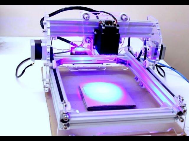 500mw A5 Mini Laser Engraving Machine