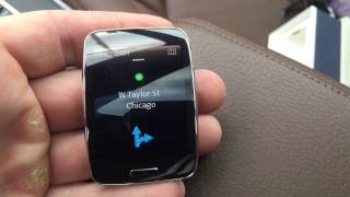 Galaxy gear s setup without a phone