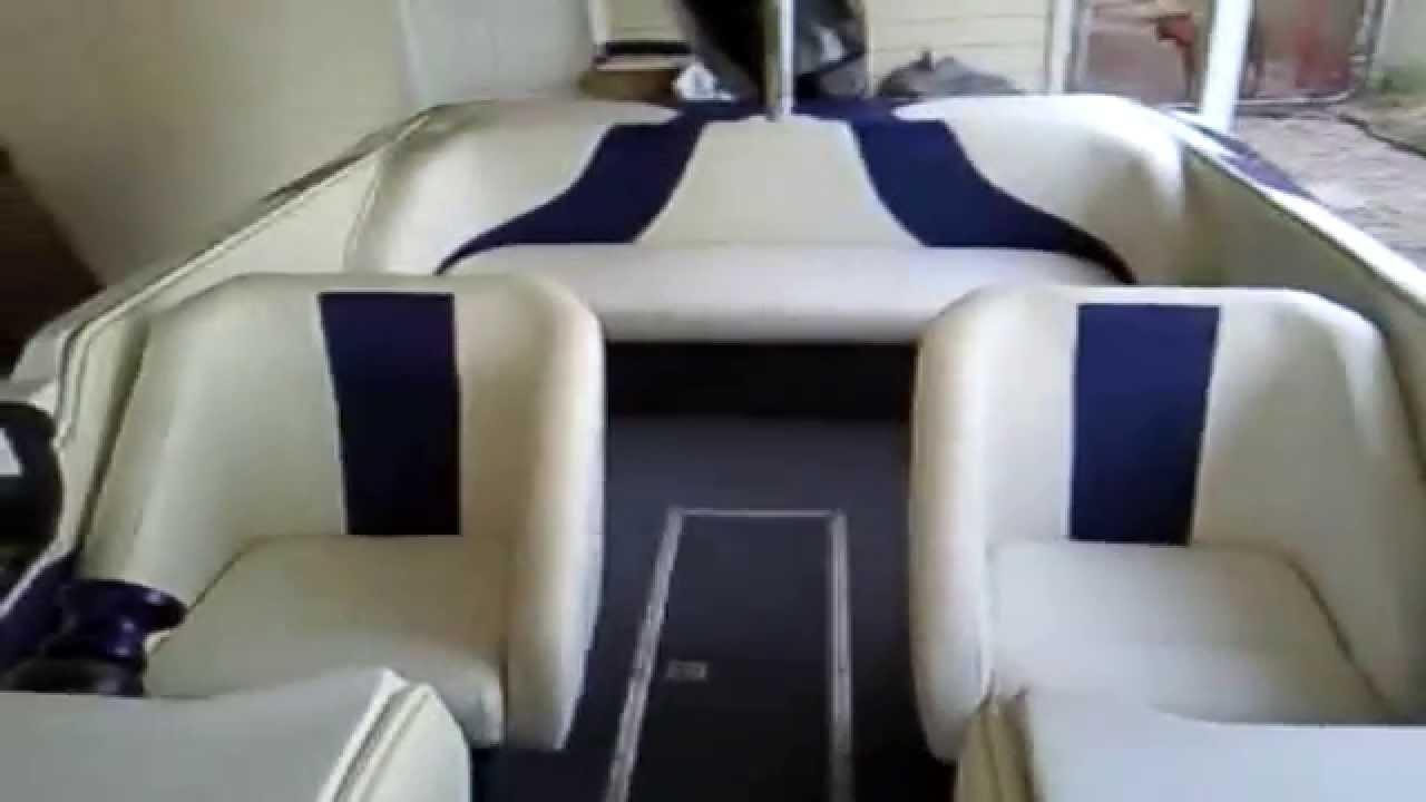 Marco 39 S Custom Upholstery Boat Restoration Youtube