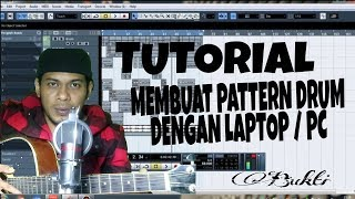Cara Membuat Pattern Drum Midi Di Laptop atau PC (Tutorial)