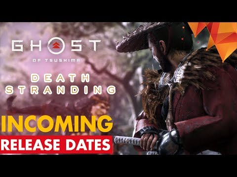 Death Stranding and Ghost of Tsushima Release Dates Coming At The Game Awards?