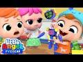 Учимся Осторожности С Игрушками | Развивающая Песенка Для Детей | Little Angel Русский