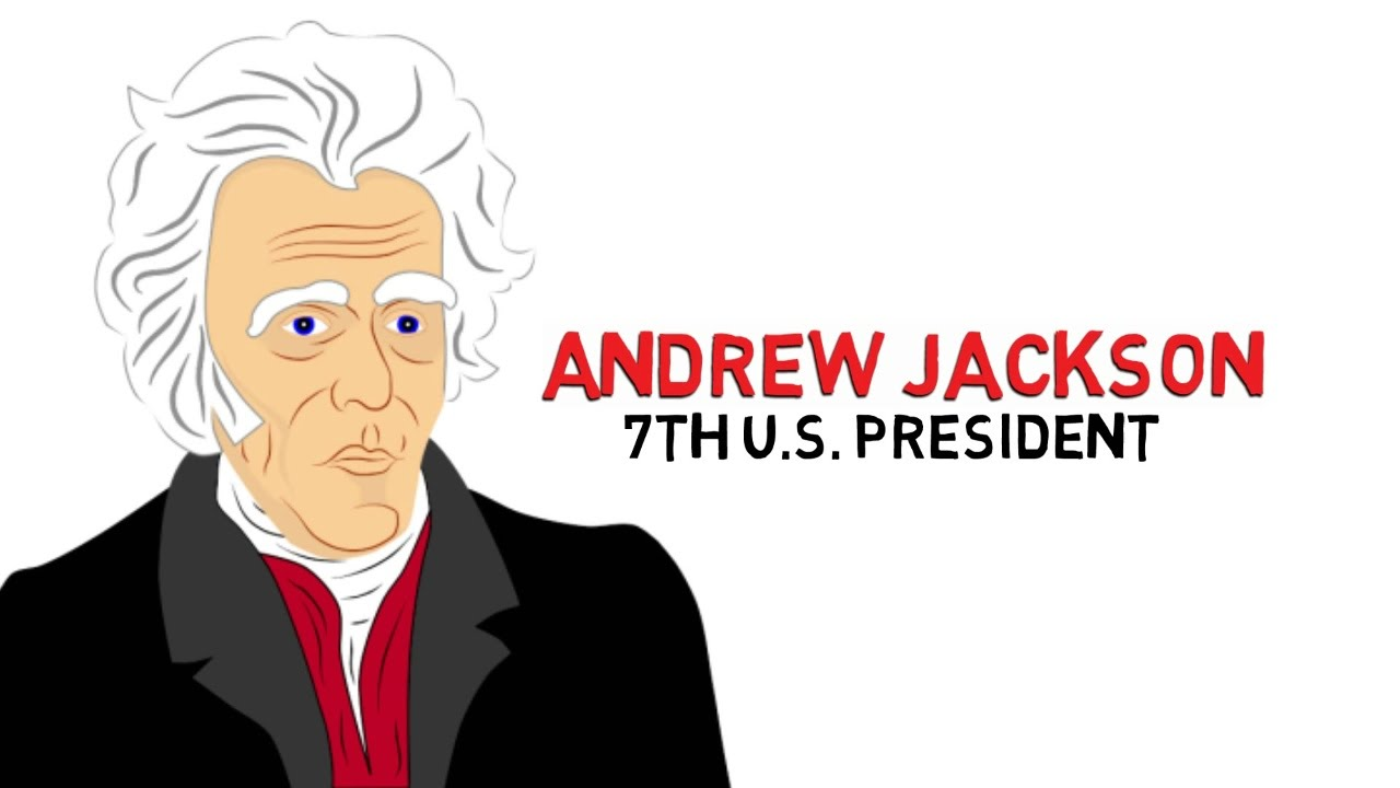 Fun facts about andrew jackson watch our educational video for kids