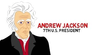 Fun Facts about Andrew Jackson: Watch our Educational Video for kids on President Andrew Jackson