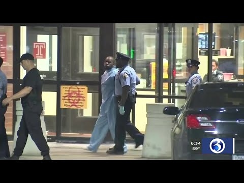 VIDEO: Philly suspects's lawyer helped end standoff