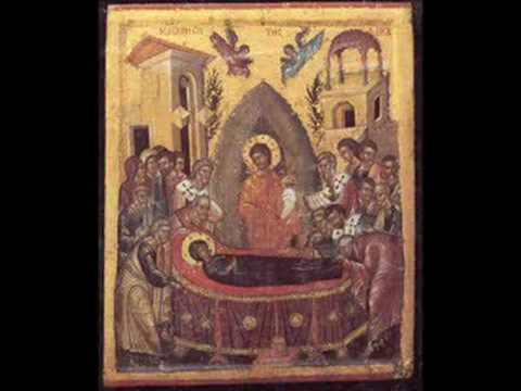 Paraclisul Maicii Domnului-Stihuri alese