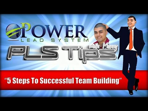 """#59: """"5 Steps To Successful Team Building""""   PLS Tips with Manny"""