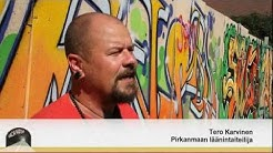 Katutaidetta haastattelu /w Tero Karvinen