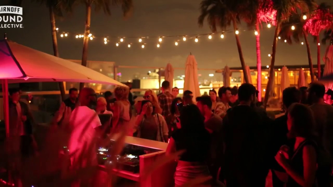 Black coffee live mixmag lab miami for miami winter for Black coffee house music