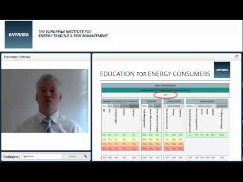 Entrima - Target group: Energy consumers (Energy Trading & Risk Management)