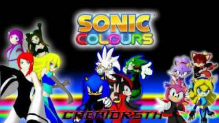 Sonic Colours Reach for the Stars Full Theme