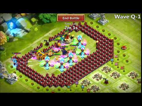 Castle Clash - Testing Of Hyuga16 Forum Post Of Base 052815