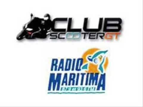 Club-scooterGT sur Radio Maritima
