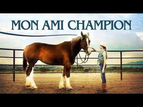Mon ami Champion   Film famille complet en français