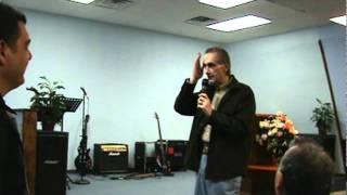 Visita Apostol Ricardo di rocco 1