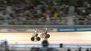 men s team sprint uci track cycling world championships 2012