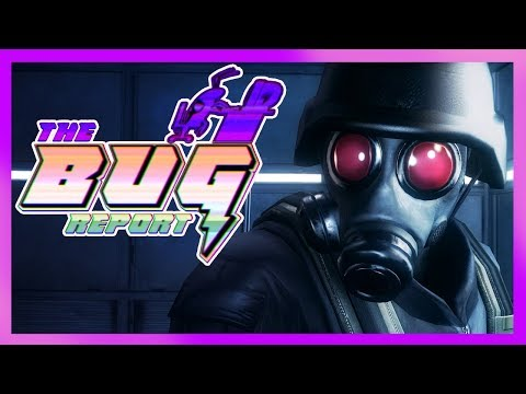 The Bug Report - Episode #9 - Resident Evil Operation Raccoon City (ft. Leana)