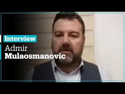 Nobel Controversy: Admir Mulaosmanovic, Int University of Sarajevo