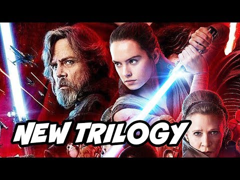 Star Wars The Last Jedi Director New Trilogy and Live Action TV Series Explained