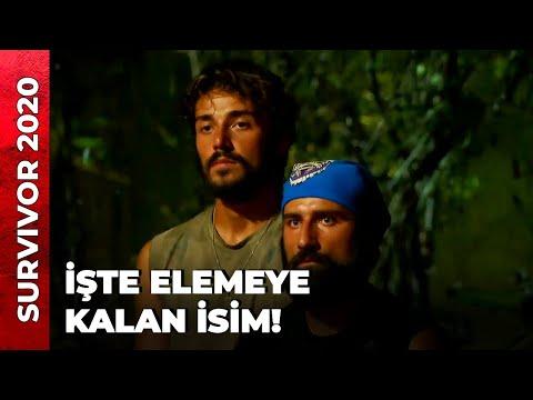 ELEME ADAYI BELLİ OLDU | Survivor 2020