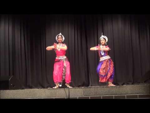 Oddisi by Mrudanga Dance Academy