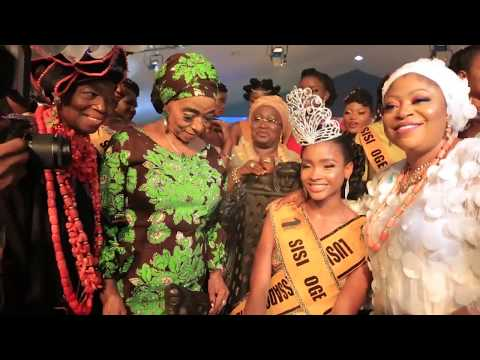 Fashion and Music Take Center stage @ Sisi Oge Cultural Night