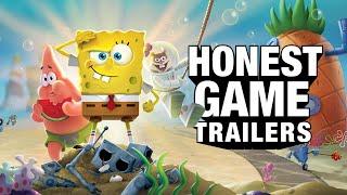 Honest Game Trailers | SpongeBob SquarePants: Battle for Bikini Bottom – Rehydrated