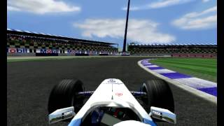 Silverstone 2001 GB Grand Prix full Race Formula 1 Season Mod F1 Challenge 99 02 game year F1C 2 GP 4 3 World Championship 2013 2014 2015 201626 17 06 3 4