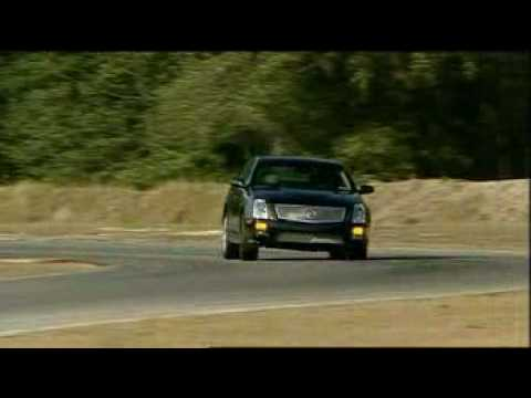 Motorweek Video of the 2006 Cadillac STS-V