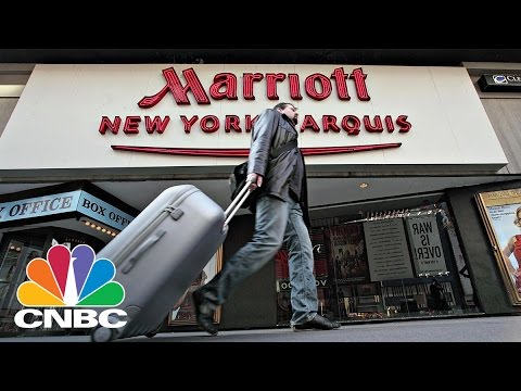 Hotels Taking Travel Ban Hit | CNBC