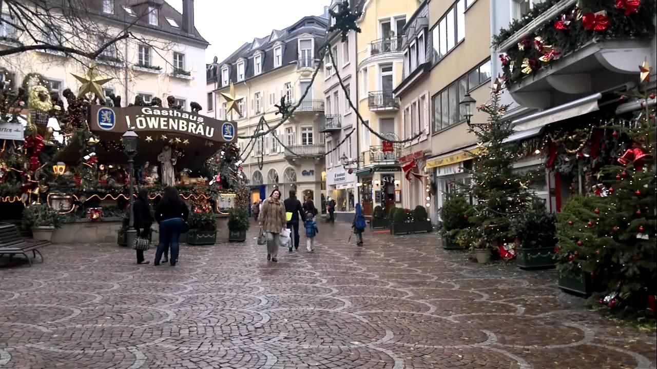 Baden Baden Silvester 2017