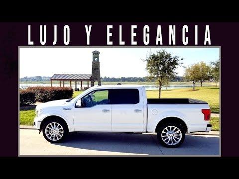 EN Español- La nueva 2019 Ford F150 Limited