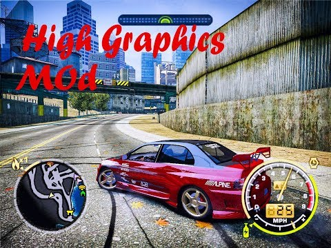 [Graphic Mod] NFS MW 2005 Download & Install (easy & Fast)