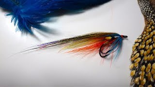 Tying the Gary Scott Variant (Salmon Fly) by Davie McPhail