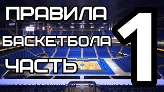 видео Основные правила баскетбола