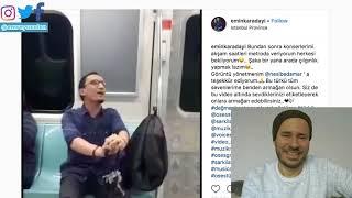 Metro'da Bir Konservatuarlı Şarkıcı - Emin Karadayı Ses Analizi