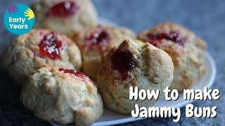 How to make Jammy Buns