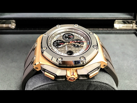 Audemars Piguet Michael Schumacher – AP Schumacher Review