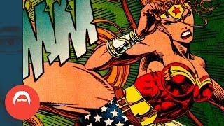 Top 5 Underrated Wonder Woman Comics