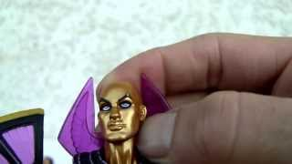 DC Universe Wave 15 Golden Pharoah (Super Powers Collection).