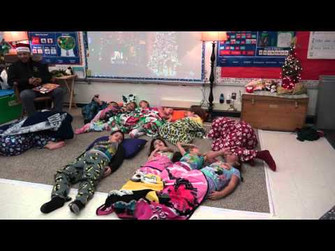 Smalley Elementary School: 2015 Christmas Video