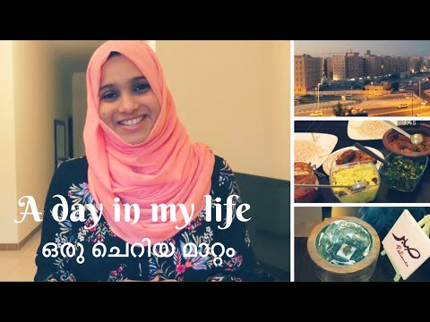 Day In My Life Vlog/ Malayalam/Small Change/First Time In Zeba Diaries...