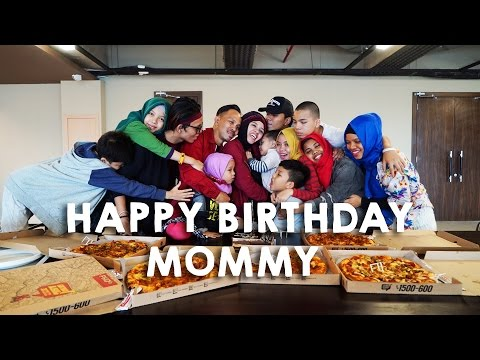 SURPRISE HAPPY BIRTHDAY MOM AT V-OFFICE METROPOLITAN TOWER