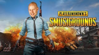 PLAYERUNKNOWN'S SMUSIGROUNDS