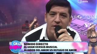 EL GRAN VERSUS | ALIADOS DEL AMOR VS REFUGIO DE AMOR | EN VIVO | ROUND 1 YouTube Videos