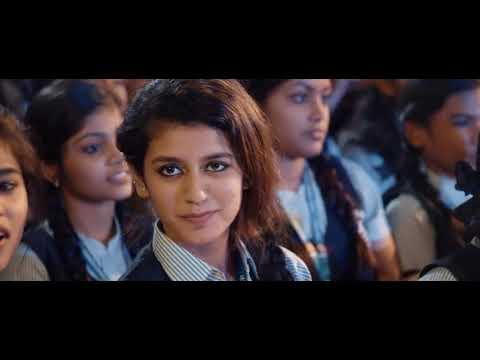 Wo ladki aankh maare ft.Priya Prakash Varrier, (whatsapp status).