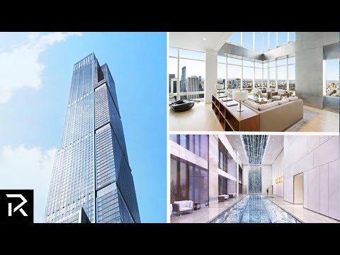 Inside The Tallest Penthouse In The US