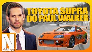 FORZA 6: Toyota Supra do Paul Walker - Noberto Gamer